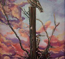 Sentinel by Kate Wood