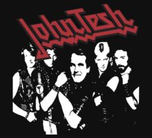 John Tesh Metal by BUB THE ZOMBIE