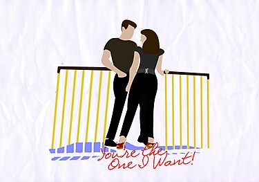 Finchel I You're The One I Want by Jessica Slater