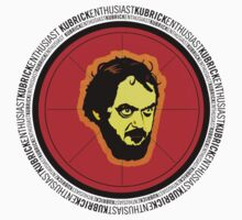 Kubrick Enthusiast by Tim Willis