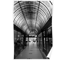 Cathedral Arcade - Melbourne Poster