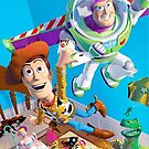 Toy Story by Kanae