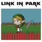 Link in Park by DapperPenguin