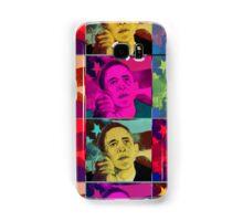 President Barack Obama - portrait Samsung Galaxy Case/Skin