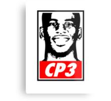 Chris Paul CP3 Obey Icon Metal Print