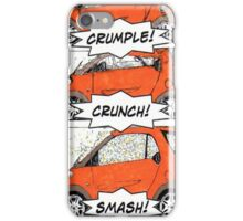 Smart Car Squashed iPhone Case/Skin