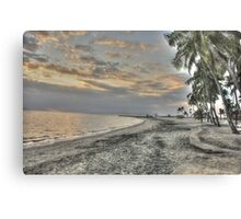 Denarau Island Sunset (1), Fiji Canvas Print