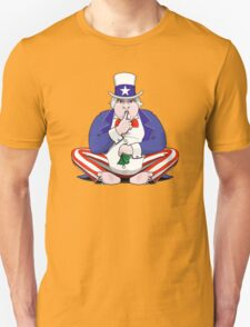 Uncle Sam Shush T-Shirt