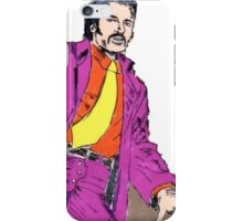 Spencer Haze iPhone Case/Skin