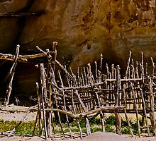 Acoma Sheep Corral by Thomas Barker-Detwiler