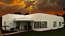 Deco / Streamline House by Thomas Barker-Detwiler