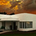 Deco / Streamline House by Thomas Barker