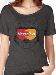 MasterChief Women's Relaxed Fit T-Shirt