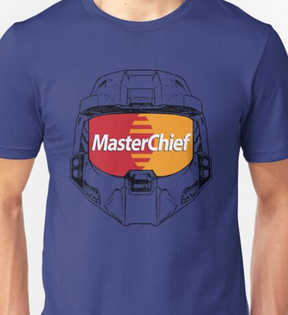 MasterChief Unisex T-Shirt