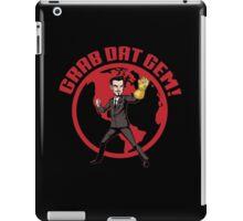 Grab Dat Gem! iPad Case/Skin