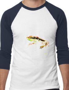 Lizard Men's Baseball ¾ T-Shirt