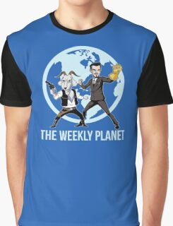 The Weekly Planet Graphic T-Shirt