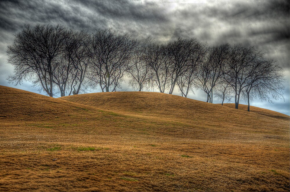 Storm Clouds  by John  Kapusta