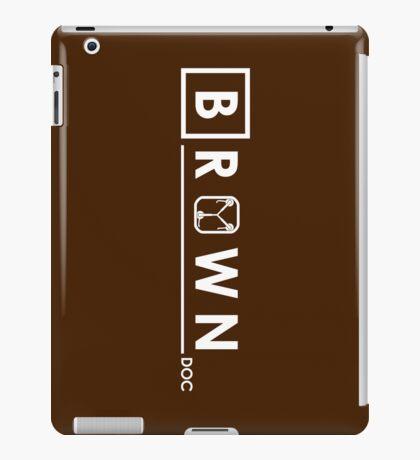 Brown Doc iPad Case/Skin