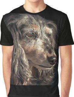 Faithful Old Girl Graphic T-Shirt