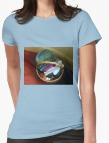 Hats for Christmas Womens Fitted T-Shirt