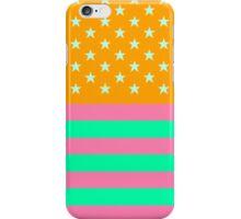 American Flag Alternate Colors #1 iPhone Case/Skin
