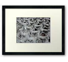 encased~ Framed Print