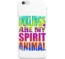 Inklings are my Spirit Animal iPhone Case/Skin