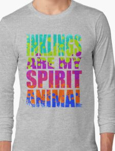 Inklings are my Spirit Animal Long Sleeve T-Shirt