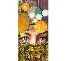 variegated eyes  Photographic Print