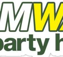 EDMWAY  Sticker