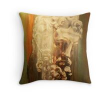 """Hercules Complex"" Throw Pillow"