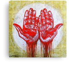 """Kill to Live"" Canvas Print"