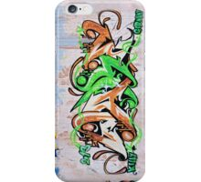 Wall-Art-011 iPhone Case/Skin