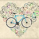 Bicycles by Andy Scullion