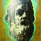 """HOLYGHOSTFACE"" by BryanLanier"