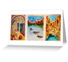 By the Bay, Rio Maggiore  Greeting Card