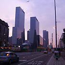 Rotterdam by Pawel J