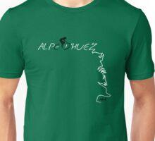 Cycling Alpe D'Huez - 2012 Unisex T-Shirt