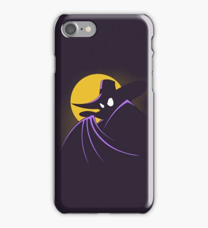 The Terror that Flaps in the Night iPhone Case/Skin