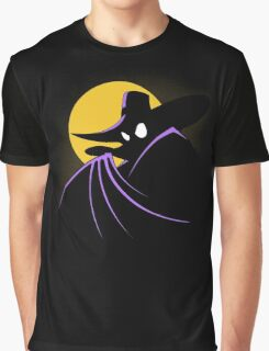 The Terror that Flaps in the Night Graphic T-Shirt