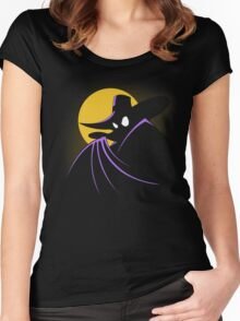 The Terror that Flaps in the Night Women's Fitted Scoop T-Shirt