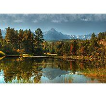 Mt Sneffels Photographic Print