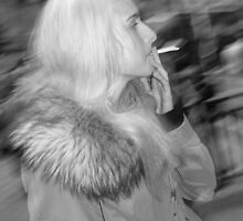 Smoking in London by Pawel J