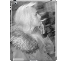 Smoking in London iPad Case/Skin