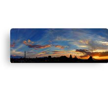 ©HCS Ten Clouds After Canvas Print