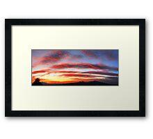 ©HCS Fade to Cloud Framed Print