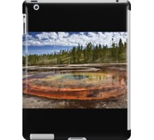 Chromatic Pool iPad Case/Skin