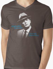 Remember September Mens V-Neck T-Shirt