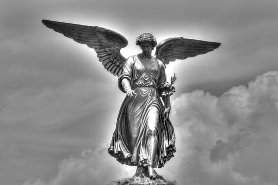 Guardian Angel by BrianFitePhoto